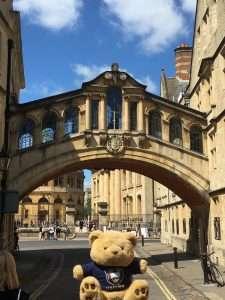 Eddie in Oxford