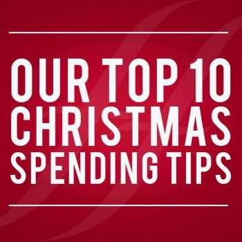 Christmas spending tips