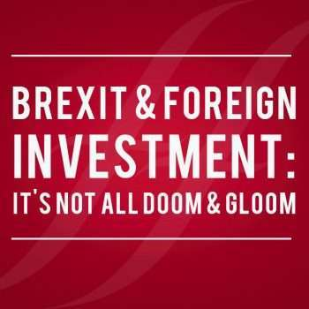 Brexit and foreign investment