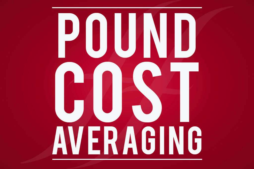 Pound Cost Averaging