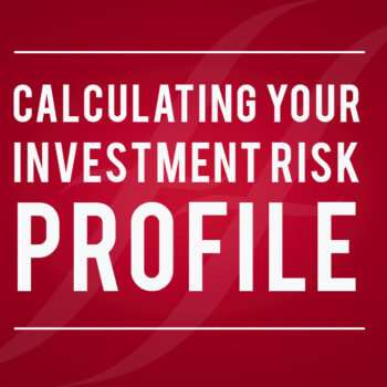 Calculating your investment risk profile