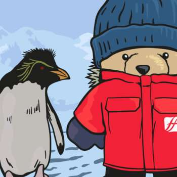 Eddie Meets Penguins