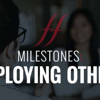 Milestones: Employing Others