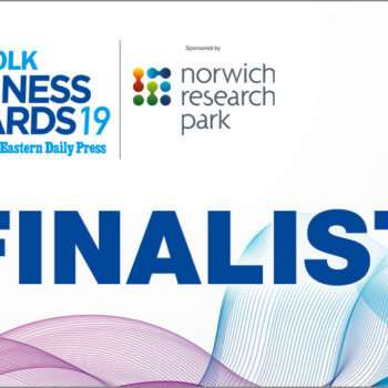 EDP Norfolk Business Awards 2019 Finalist