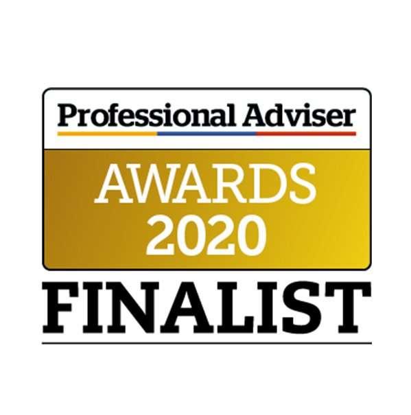 Professional Adviser Award Finalists 2020