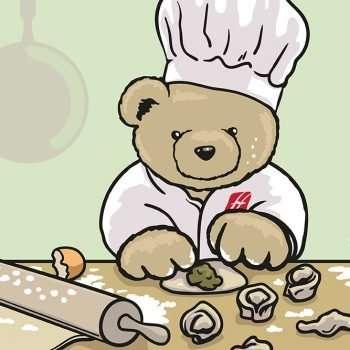 Eddie Makes Pasta